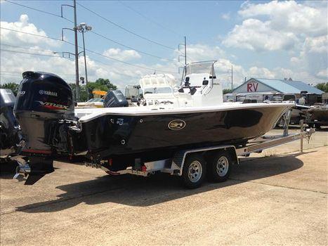 2015 Sea Hunt Bay Boat RZR 24
