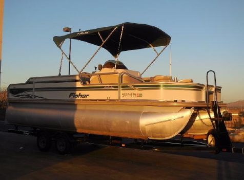 2004 Fisher Freedom 220 Deluxe