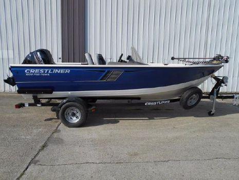 Page 1 of 1 crestliner boats for sale for Crestliner fish hawk