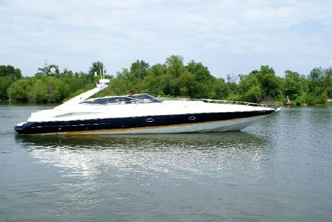 2004 Sunseeker Superhawk 48