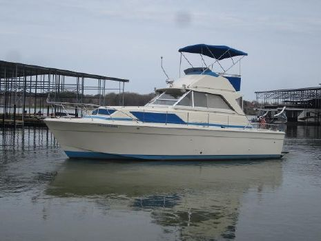 1973 CHRIS - CRAFT 33