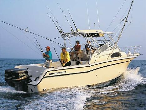 1999 Grady-White Marlin 300 Manufacturer Provided Image