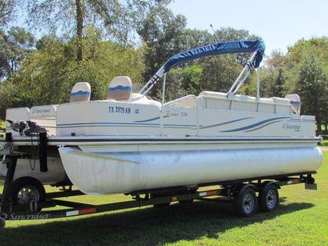 2007 Lowe 224 Suncruiser Trinidad