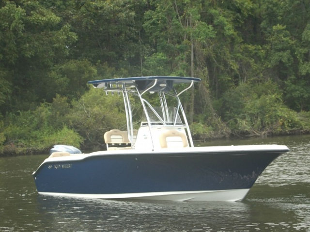 2015 Key West Center Console 239FS