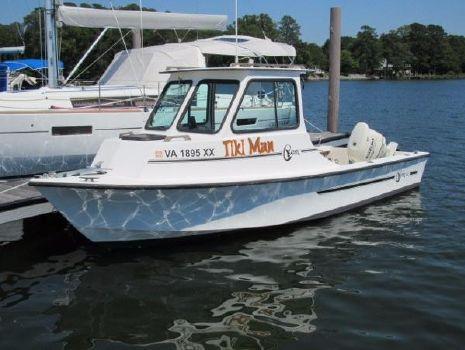 1988 C-hawk Boats 22 Cabin