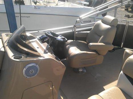 2013 Harris Pontoons 250 GM SL