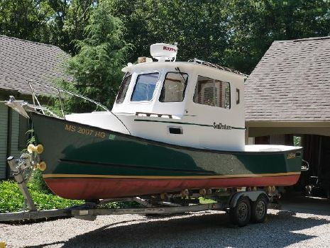 2007 Eastern, Seaway Coastal DE Explorer Cabin, diesel