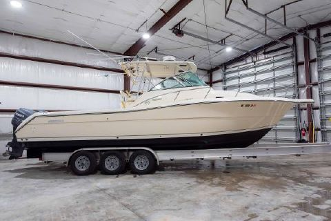 2002 PURSUIT 3070 Offshore