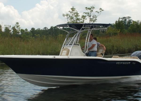 Check Out This 2015 Key West 239 Fs On Boattrader Com