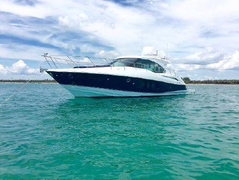 2014 Cruisers Yachts 45 Cantius Main Profile