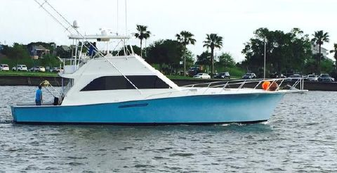 1988 Ocean Yachts Super Sport Strike Zone Too