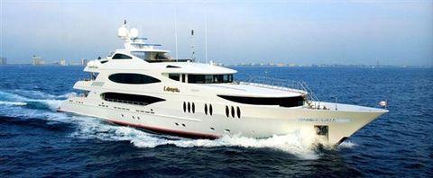2007 Trinity Yachts CUSTOM