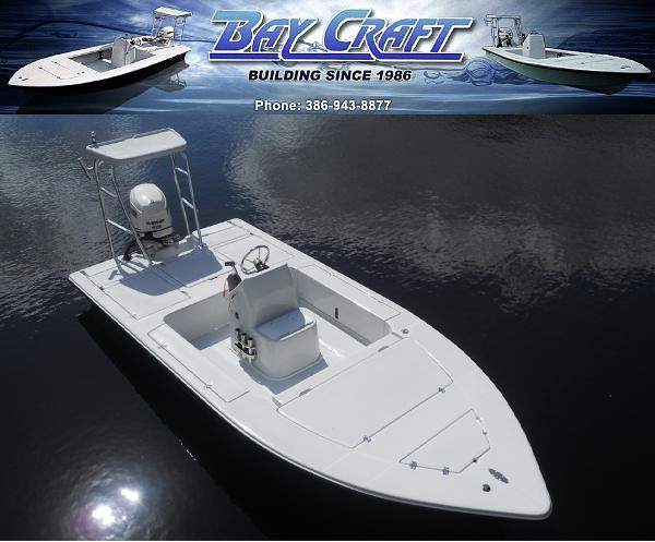 2015 Bay Craft 185 Flats Edition