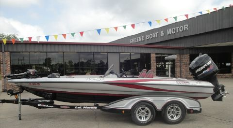 2010 TRITON BOATS 21 hp Elite
