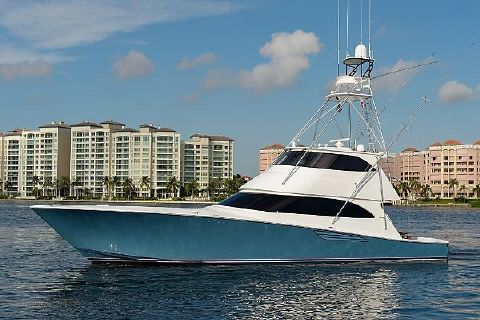 2014 Viking 70 EB Sportfish w/ Seakeeper Conquest