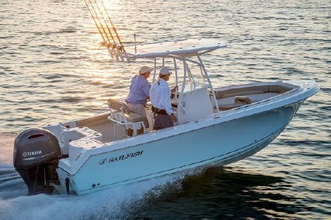 2020 Sailfish 220 CC