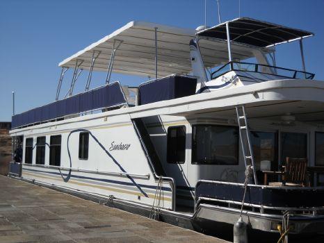 2007 Sumerset Houseboats Sunchaser