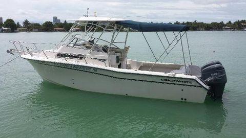 2001 Grady-White 268 Islander WA