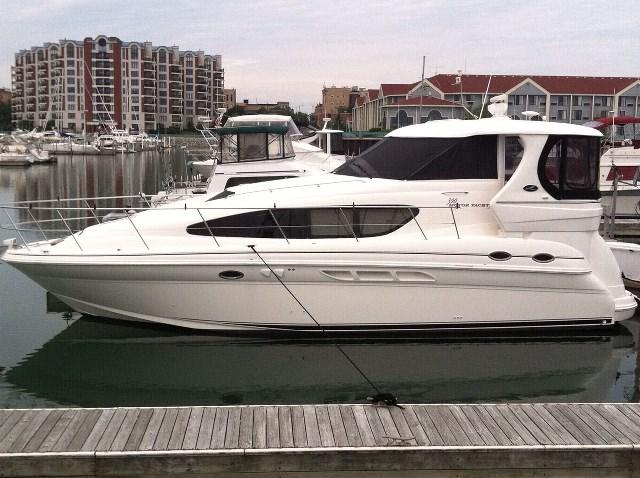 2003 Sea Ray 390 Motor Yacht 39 Foot 2003 Sea Ray Boat