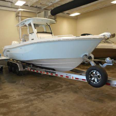 2017 Everglades Boats 295CC