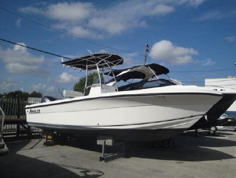 2013 Angler Boats 2400CC