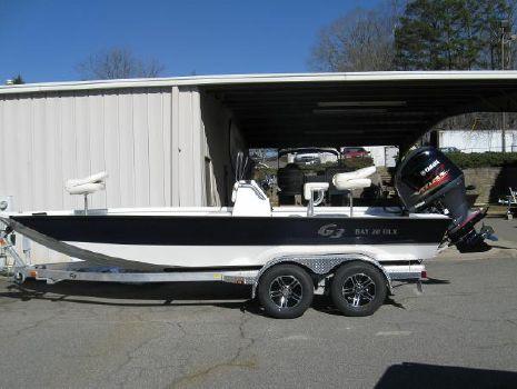 2016 G3 Boats 20 Bay DLX