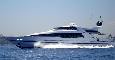 1994 Norship Motor Yacht