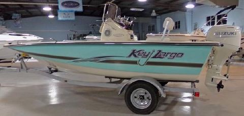 2016 Key Largo 168 Bay