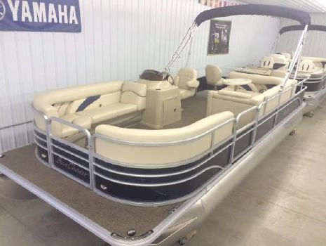 2016 SunChaser Classic Fish 8522 CNF EXP