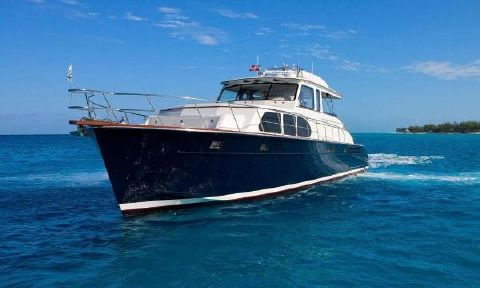 2008 Huckins  Linwood 62 2008 Huckins Linwood 62