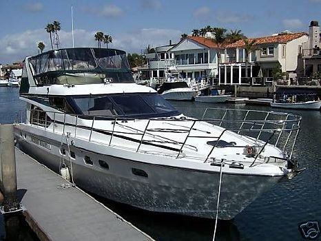 1998 Hershine Benetti Motoryacht,