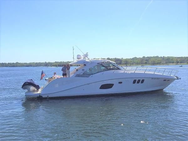 Check Out This 2008 Sea Ray 55 Sundancer On Boattrader Com