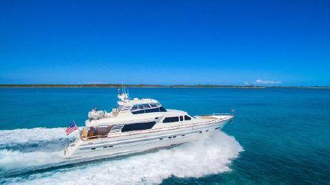 2001 Horizon 82' Horizon Motor Yacht CAROL ANN