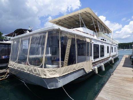 2000 Sumerset Houseboats 16x80