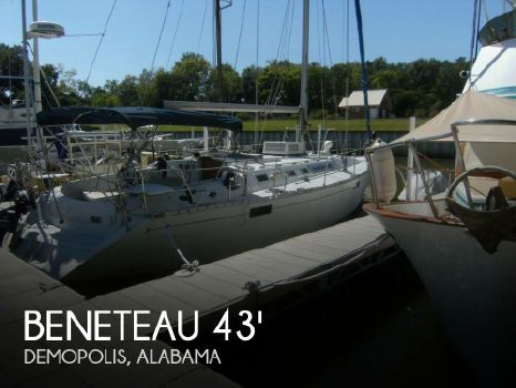 1988 Beneteau 432 Moorings 1988 Beneteau 432 Moorings for sale in Demopolis, AL