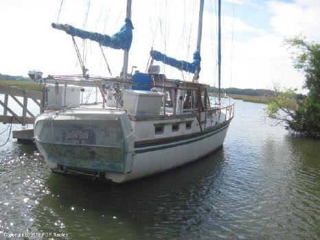 1984 Sea Finn 411 Motorsailer