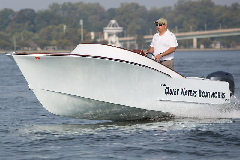2013 Quiet Waters Custom Carolina
