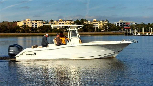 2015 Key West Center Console 281 CC