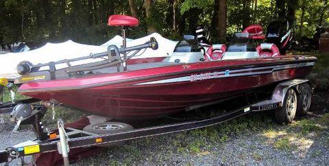 2005 Champion Boats 206 DC Elite