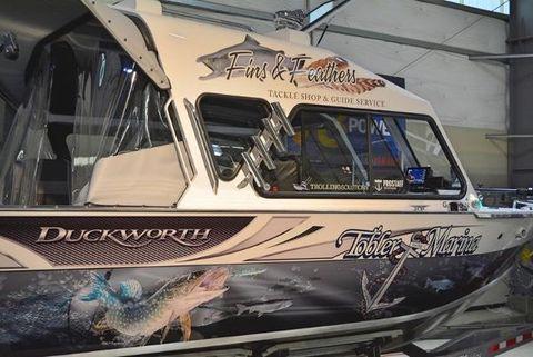 2018 Duckworth 235 Pacific Navigator