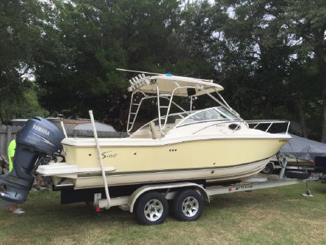 2003 Scout 242 Abaco