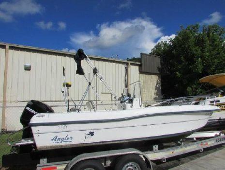 1997 Angler Boats 180cc