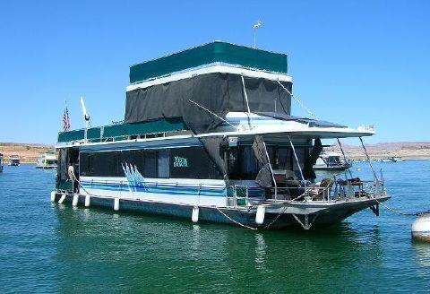 1996 Stardust Cruiser Multi Owner Houseboat