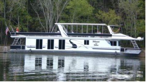 2002 Fantasy Houseboat Houseboat 16X80 WB