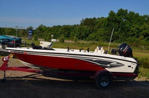 2012 Larson FX 1750 Tiller