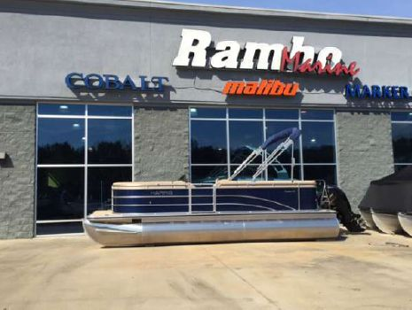2016 Harris FloteBote Cruiser 220