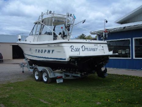 1998 Bayliner Trophy