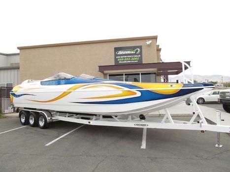 2005 Eliminator Boats Daytona 30