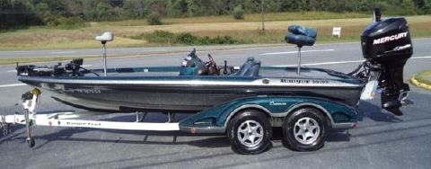 2004 Ranger 205 Vx