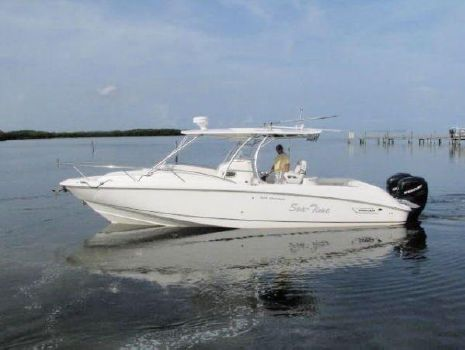 2006 BOSTON WHALER 32 Cuddy